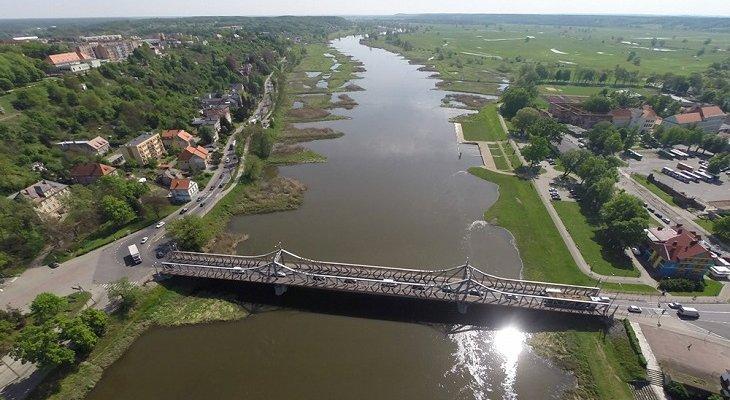 Most Krosno Odrzańskie